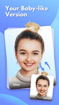 HiddenMe Face Aging App Palm Reader Old Face5