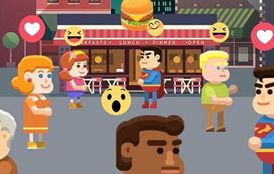 Idle Burger Factory Tycoon Empire Game