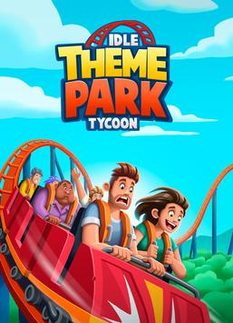 Idle Theme Park Tycoon Recreation Game1