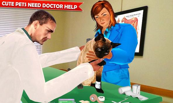 Pet Hospital Vet Clinic Animal Vet Pet Doctor Game3