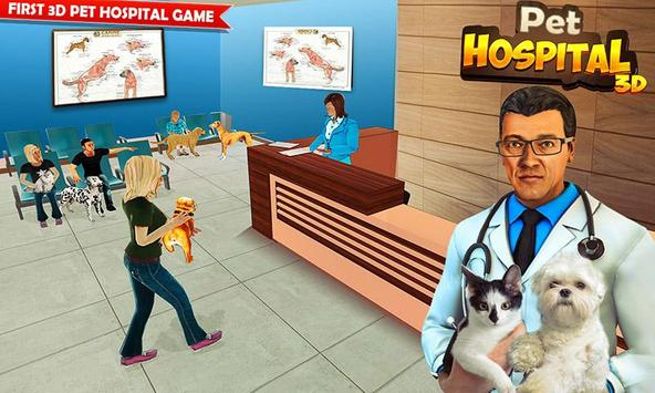 Pet Hospital Vet Clinic Animal Vet Pet Doctor Game5