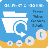 Photo Video Contact Recovery