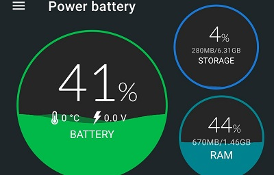Power Battery Battery Life Saver and Cleaner