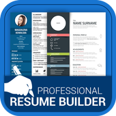 Professional Resume Maker CV builder PDF format