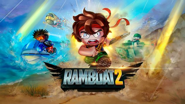 Ramboat 2 Run and Gun Offline games6