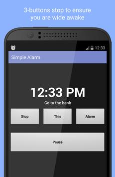 Simple Alarm Clock Free3