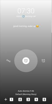 Speaking Alarm Clock ourly Water Interval Music5