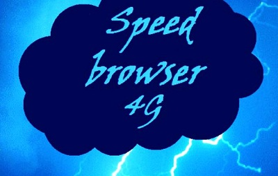 Speed Browser 4G Light Fast