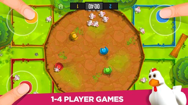 Stickman Party 1 2 3 4 Player Games Free2