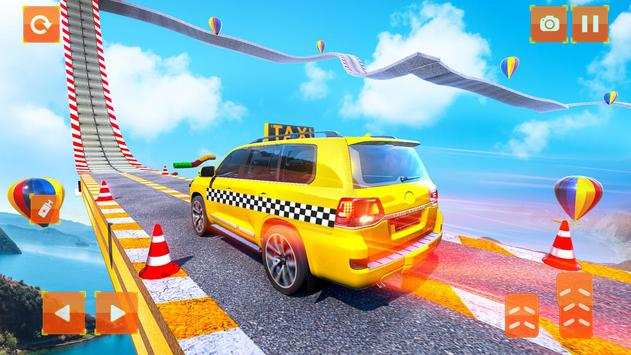 Taxi Jeep Car Stunts Games 3D Ramp Car Stunts1