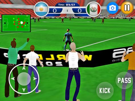 World Cup 2019 Soccer Games Real Football Games8