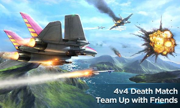 Air Combat OL Team Match2