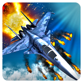 Air Force Jet Fighter Combat