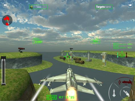 Air Force Jet Fighter Combat2