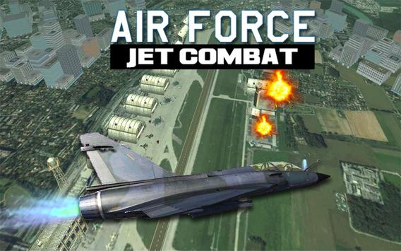 Air Force Jet Fighter Combat3