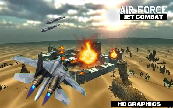 Air Force Jet Fighter Combat4