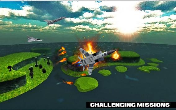 Air Force Jet Fighter Combat7