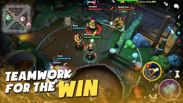 Awakening of Heroes MOBA 5v5 PVP Action Fight3