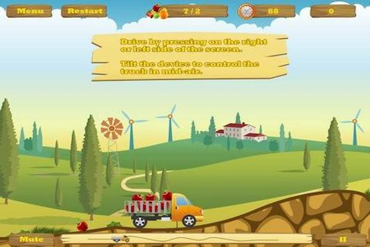 Happy Truck cool truck express racing game2