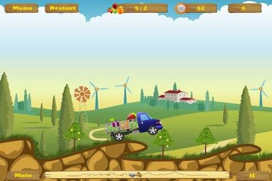 Happy Truck cool truck express racing game3