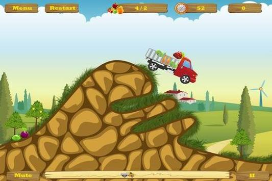 Happy Truck cool truck express racing game4