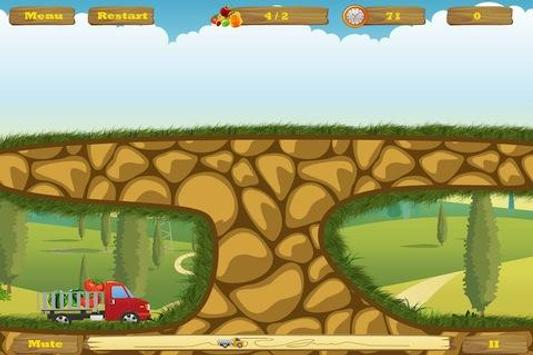 Happy Truck cool truck express racing game5