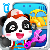 Little Pandas Auto Repair Shop