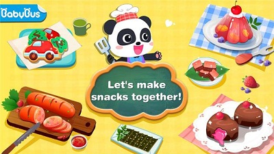 Little Pandas Snack Factory