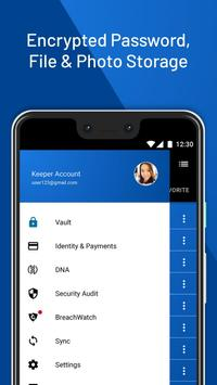 Password Manager Keeper1