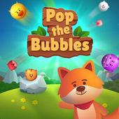 Pop The Bubbles Puzzle Popping Game