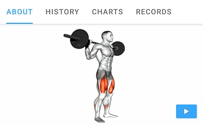 Strong Workout Tracker Gym Log 5 5