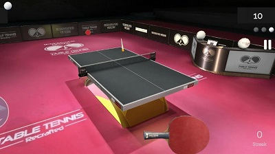 Table Tennis Recrafted Genesis Edition 2019 Early Access