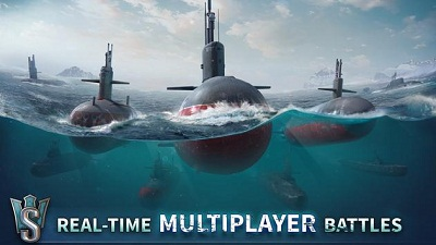 WORLD of SUBMARINES Navy Shooter 3D Wargame