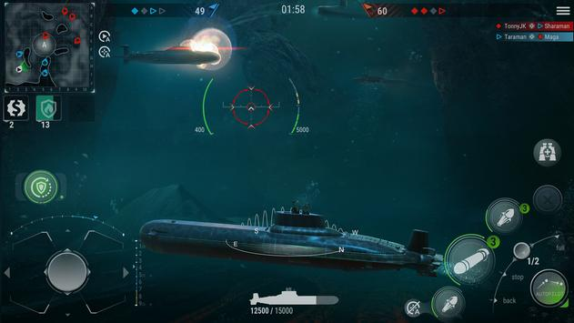 WORLD of SUBMARINES Navy Shooter 3D Wargame1