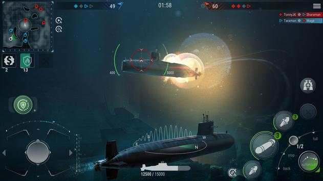 WORLD of SUBMARINES Navy Shooter 3D Wargame2