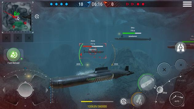 WORLD of SUBMARINES Navy Shooter 3D Wargame3