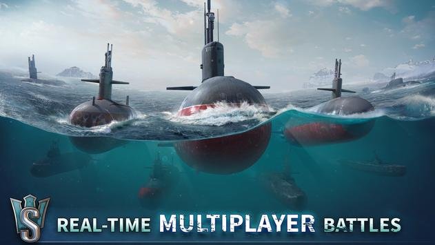 WORLD of SUBMARINES Navy Shooter 3D Wargame4