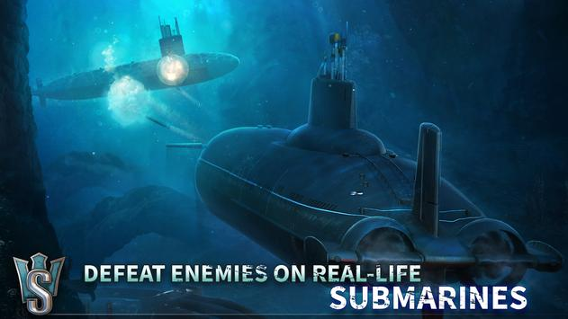 WORLD of SUBMARINES Navy Shooter 3D Wargame5