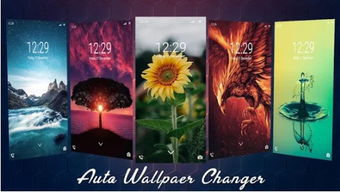 Auto Wallpaper Changer Background Changer3
