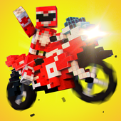 Blocky Superbikes Race Game Motorcycle Challenge
