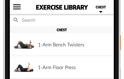 Exerprise - Workout Generator