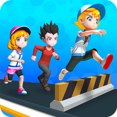 Fun-Run-Parkour-Race-3D