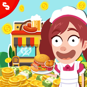 Idle Diner Money Cooking Game