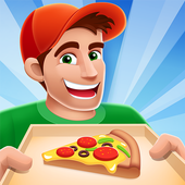 Idle Pizza Tycoon Delivery Pizza Game