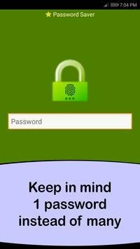 Password Saver simple and secure1