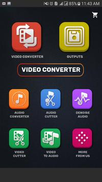 Video Converter Compressor MP4 3GP MKV MOV AVI2