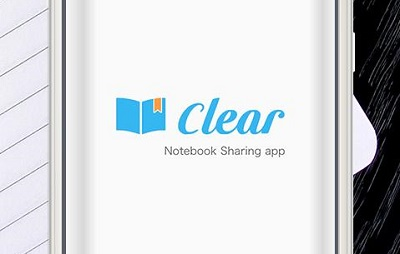 Clear-Notebook-sharing-app