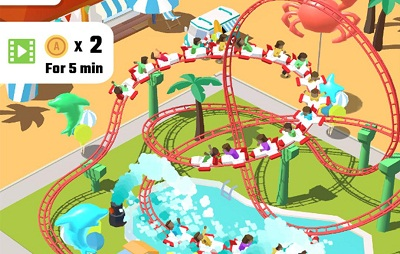 Idle-Roller-Coaster