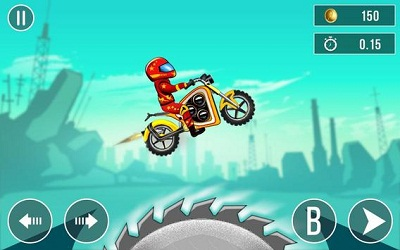 Mini-Bike-Stunt-Trails-Racing-Bike-Games