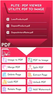 Plite -PDF-Viewer-PDF-Utility-PDF-To-Image1
